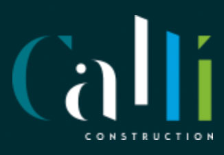 calli construction logo